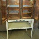 Antique Display Cabinet  (Incubator)