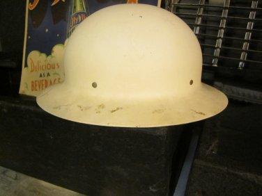 Vintage White Helmet
