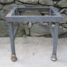 Metal Sink Stand For A Stone Sink