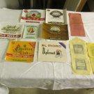 Cigar Box Advertising Labels Lot