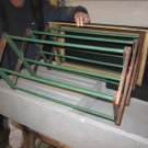 vintage Wall Fold Out Clothes Dryer