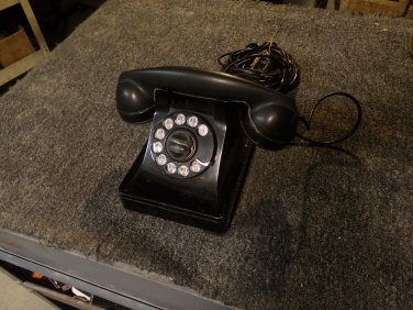 1940's early 50's Table Phone