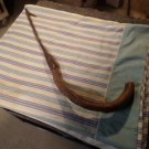 Antique Wood & Wrought Iron Fishing Gaff