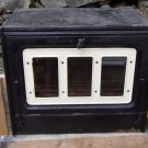 Antique Tin Wood Stove Cook Top Oven   (Perfection)