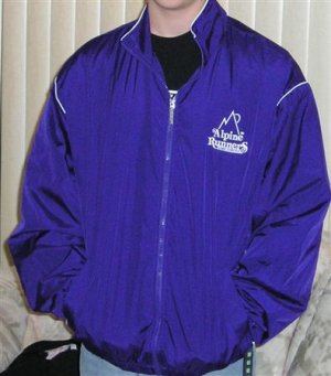 Alpine Runners Jacket - Size X-Large