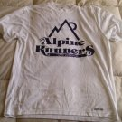 Alpine Runners CoolMax T-Shirt - Size Small