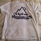Alpine Runners CoolMax T-Shirt - Size X-Large