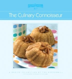 The Culinary Connoisseur. (The Peppermill Kosher Cookbook)