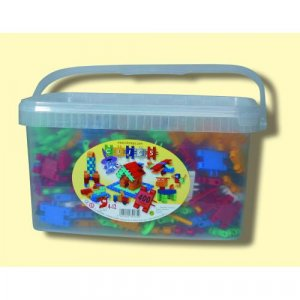 Clics educational Builderes - 400pc Bucket