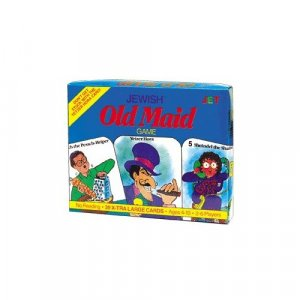 Jewish Old Maid Card Game (Ages 4-10)