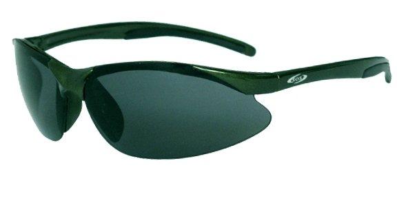 Vector- Ranger Sunglasses Green w/ Smoke, Brown & Yellow Lenses
