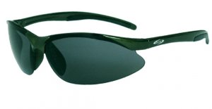 Vector- Ranger Sunglasses Green w/ Smoke, Brown & Yellow Lenses