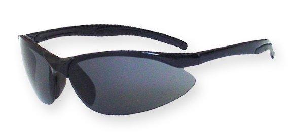 Vector- Ranger Sunglasses Black/ PC Smoke, Brown, Clear & Yellow Lenses