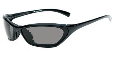 Military - ProStealth Frame / Lens : Matte Black Frame w/ PC Smoke, Yellow & Clear Lenses