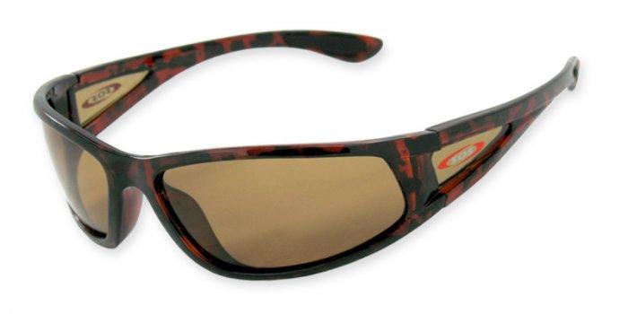 Catalina  - Dark Tortoise w/TAC Brown Polarized 1.0MM Lenses