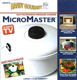 Case of 12 Micromaster Pressure Cooker