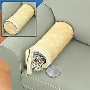 Case of 8 Hidden Safe Pillow