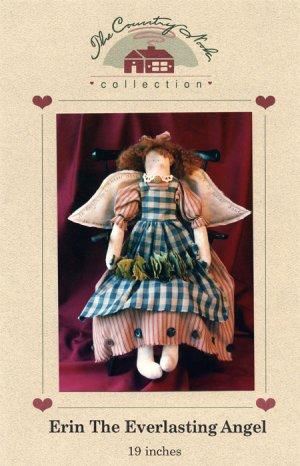 Erin the Everlasting Angel Primitive Pattern