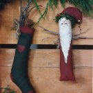 Primitive Old Time Christmas Ornaments Pattern