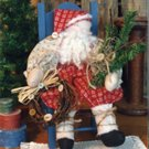 Primitive Woodsman Santa Pattern