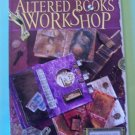 Brazelton Altered Books Workshop