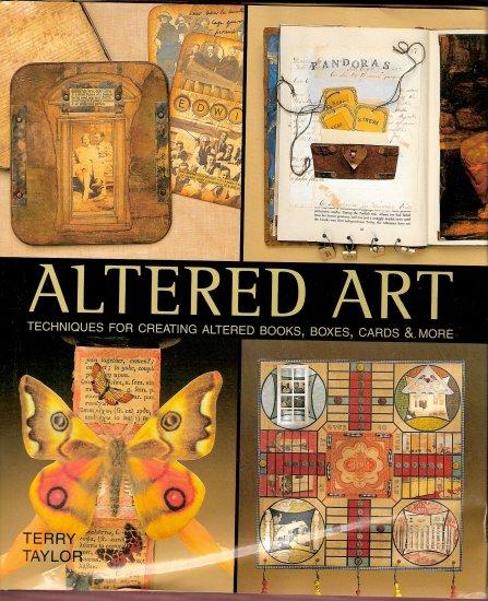 Lark Books Altered Art HB