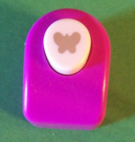 Mini butterfly paper punch for cards scrapbooks crafting