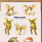 Vintage Hallmark Gremlins movie sticker set with Gizmo mint in package