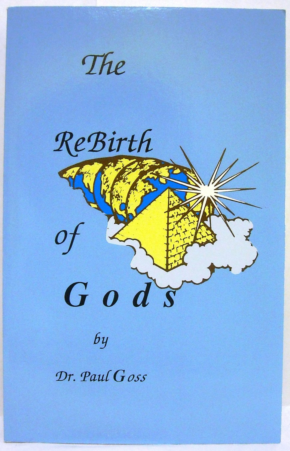 Rebirth of the Gods book