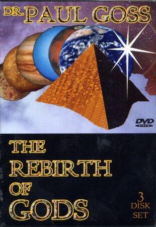 Rebirth of the Gods three DVD set