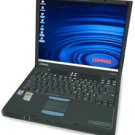 "COMPAQ EVO N600C 1.06GHZ 512MB 30GB DVD WIFI XP 14"" LCD"