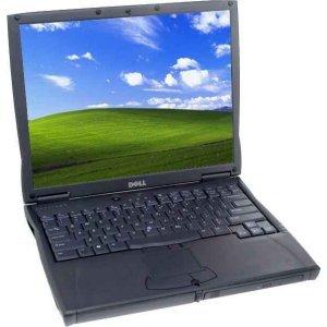 AWESOME DELL LATITUDE 512 40 CDRWDVD WIFI XP PRO LAPTOP