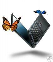 IBM T41 1.6GHZ CENTRINO 512MB 40GB CDRW/DVD SLIM LAPTOP