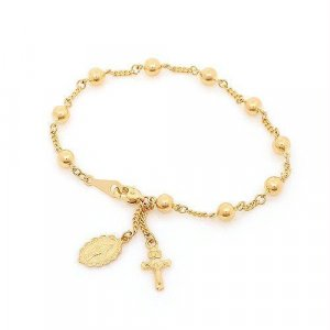 14K Gold Bracelet (Ladies)