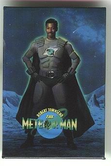 Meteor Man movie promo promotional pin, Robert Townsend