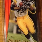 Willie Parker acrylic stand-up with wood base - dated 2006 - MIP