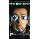 The 6th Day VHS video movie - Arnold Schwarzenegger, Robert Duvall
