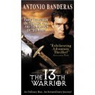 The 13th Warrior VHS video movie - Antonio Banderas