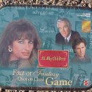 All My Children Fact or Fantasy Card Game - MINT in tin box - never opened!