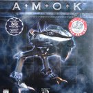 Amok 3D battle PC computer video game - MIB,  never opened!