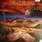 War Winds II Human Onslaught PC computer video game - MIB,  never opened!