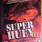 Super Huey III 3 helicopter flying simulation PC computer video game - MIB,  never opened!