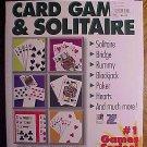 Several diff. card games Bridge, Rummy, Poker, etc. PC computer video games - MIB