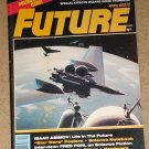 Future Magazine #1 1978 - Close Encounters, special effects, Asimov, Fred Pohl