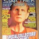 Star Trek Deep Space Nine (DS9) magazine Vol. #3 - 1993 Mint - Michael Piller, alien make-up