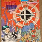The Time Trap comic book graphic novel - 1989 - Comcat comics science fiction, NM / Mint