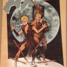 Marvel comics graphic novel - AX by Ernie Colon 1988 full color