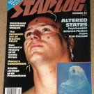 Starlog magazine #44 (B)1981 Disney, Condorman, Flash Gordon, Altered States, Walter Velez