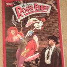 Who Framed Roger Rabbit Marvel comics graphic novel movie adaptation