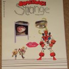 Something Strange comic graphic novel by Epic (Marvel) comics - NM / MINT